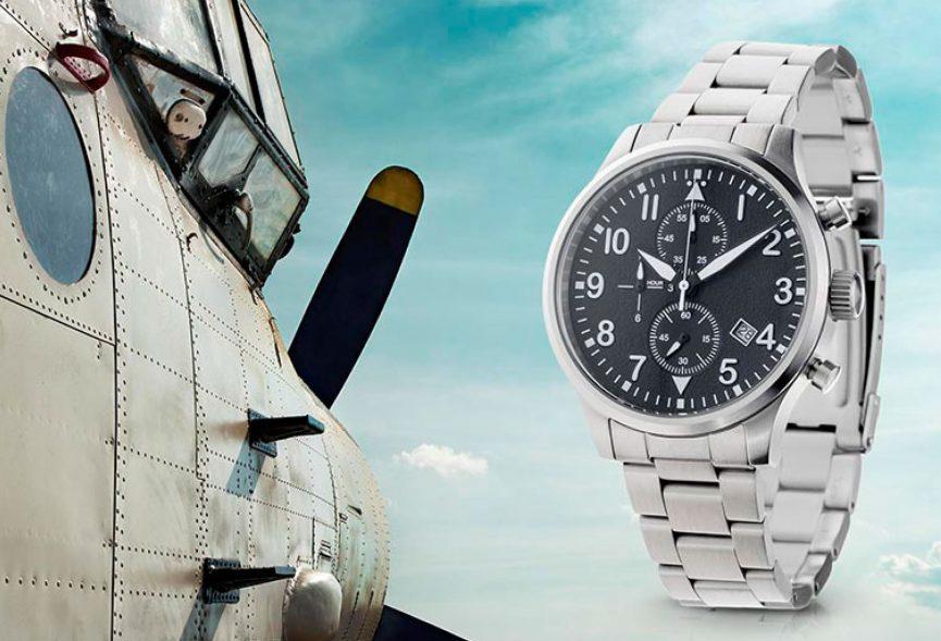 Produzione orologi militare cronometro
