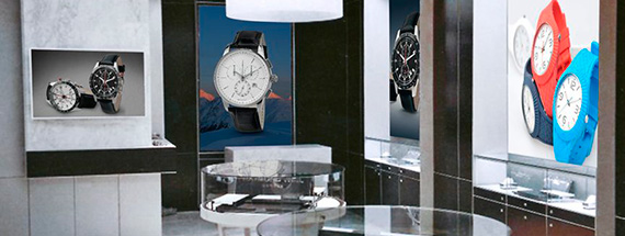Customised watches for watchmakers and jewelers