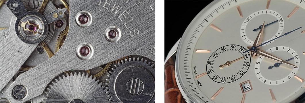 produzione orologi swiss made personalizzati