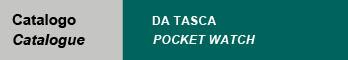 orologi promozionali da tasca